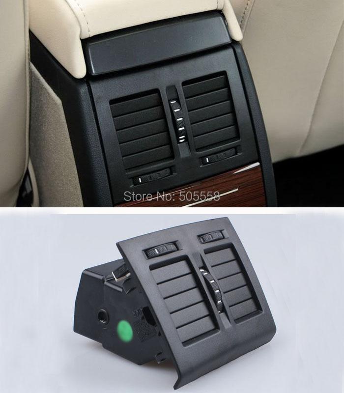 OEM Center Armrest Rear Air Conditioning Outlet Vent VW Skoda Octavia 1ZD 819 203 Auto Accessories - Joycar Store store