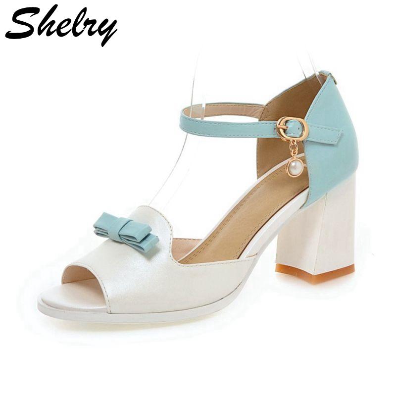 Beautiful Buy Women Shoes 2016 Summer New Open Toe Fish Head Fashion High Heels