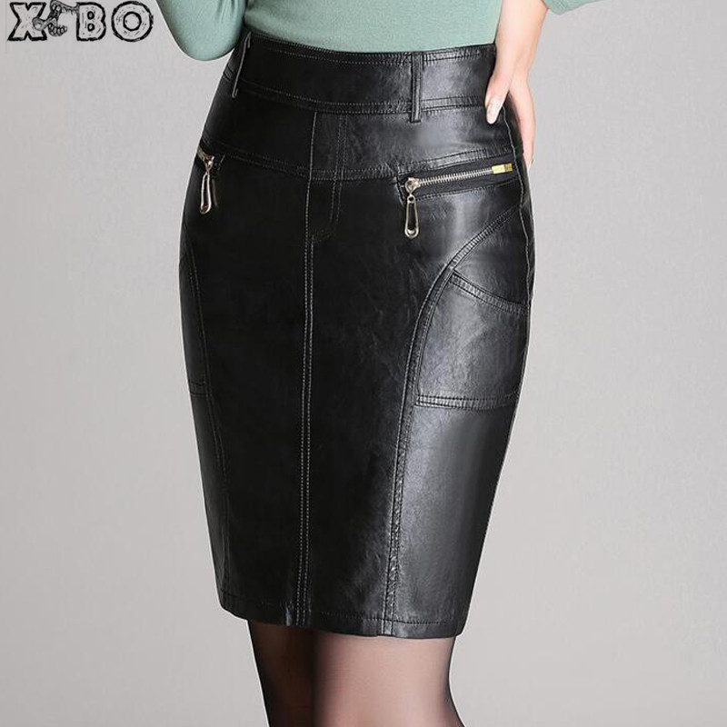 Long leather skirt size 16 – Cool novelties of fashion 2017 photo blog