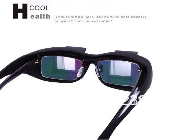 Free shipping 5 Pieces Lazy Glasses Best Novelty For someone wearing Eyeglasses