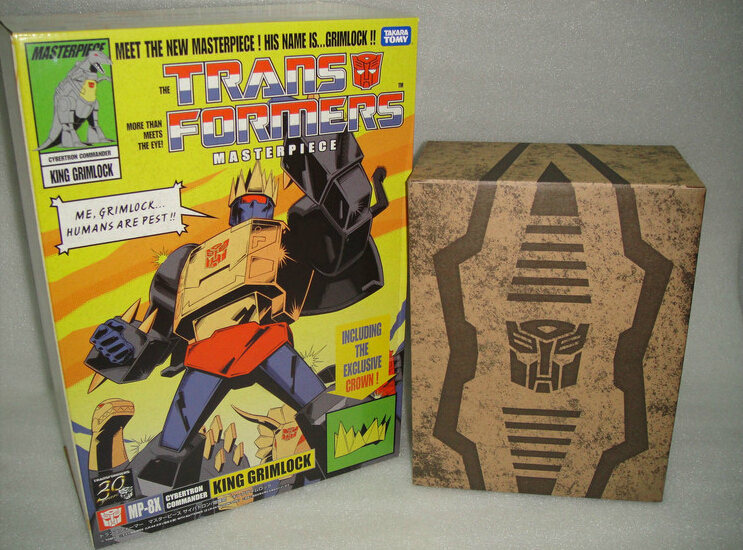 MP-08X Masterpiece King Grimlock - with Throne Accessory<br><br>Aliexpress