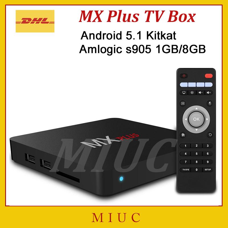 5pcs/lot MX TV Box XBMC Fully Loaded Android 4.2 Dual Core 1G+8G Amlogic 8726 A9 HDMI WiFi DLNA Google Smart Mini PC MX2 GBOX<br><br>Aliexpress