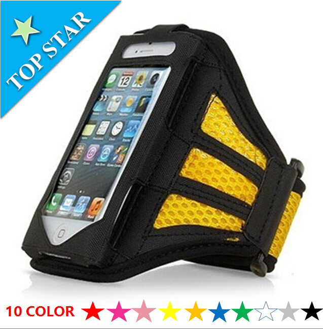 New Arm Bands Holder Belt Bag Case Gym Jogging Cycling Sports Arm band Case Cover for iphone 6 plus for Samsung note 2/3/4(China (Mainland))