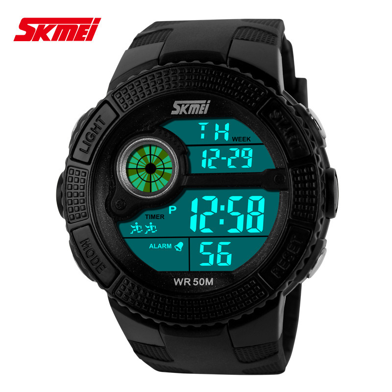 2016 casual digital sports watches luxury brand