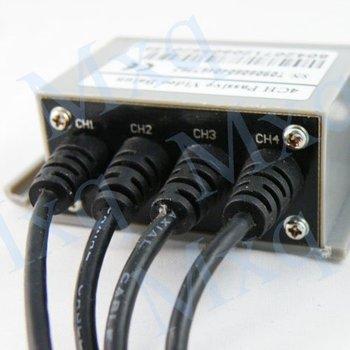 2PCS/LOT BNC Video Balun UTP Passive Video Balun Transceive 4 Channel CAT5 CCTV BNC Video Balun Transceiver Cable,Free shipping