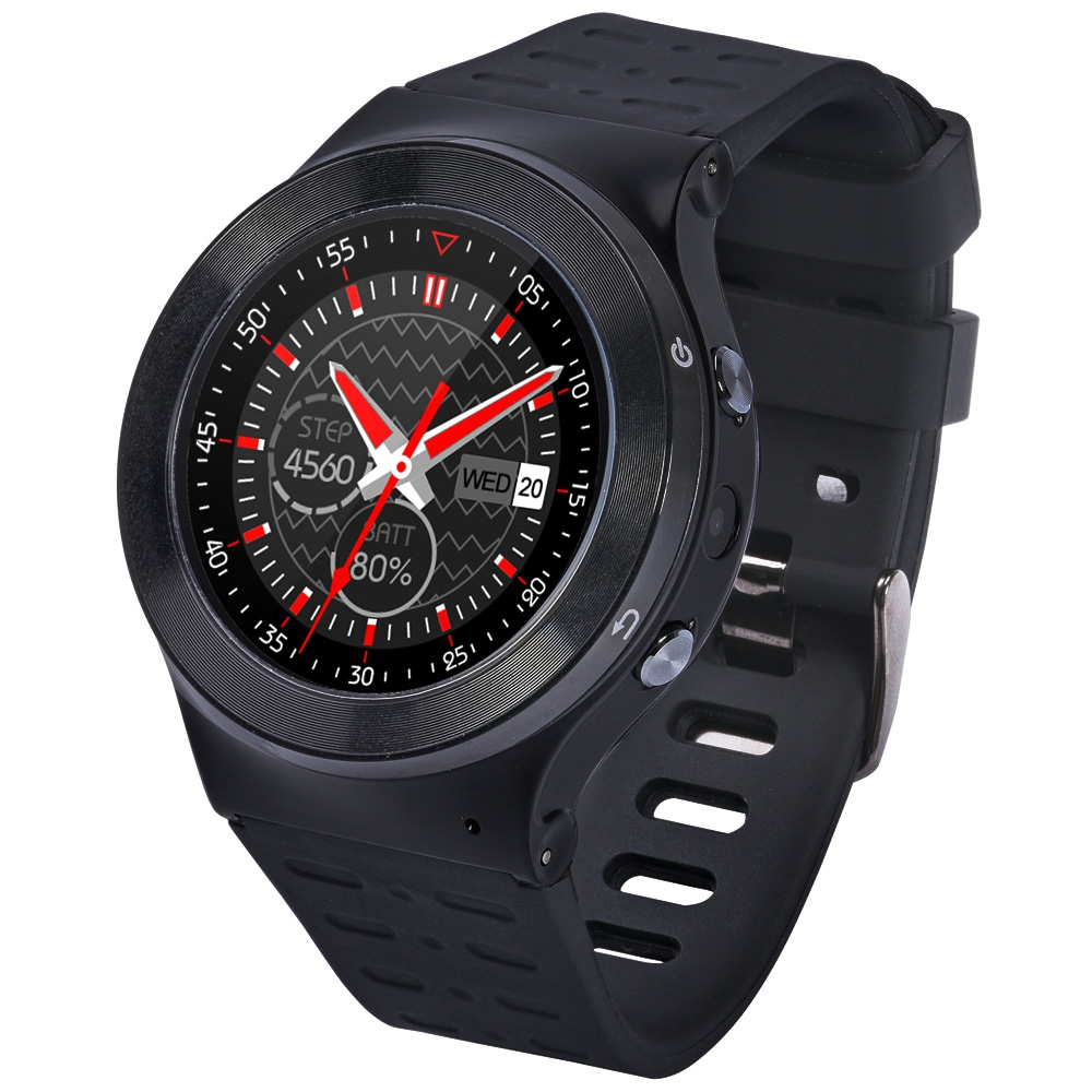 Original ZGPAX S99 GSM 3G Quad Core Android 5.1 Smart Watch 5.0 MP Camera GPS Bluetooth 4.0 512MB RAM 8GB ROM Heart Rate.  -  Wisen Technology Co.,Ltd store