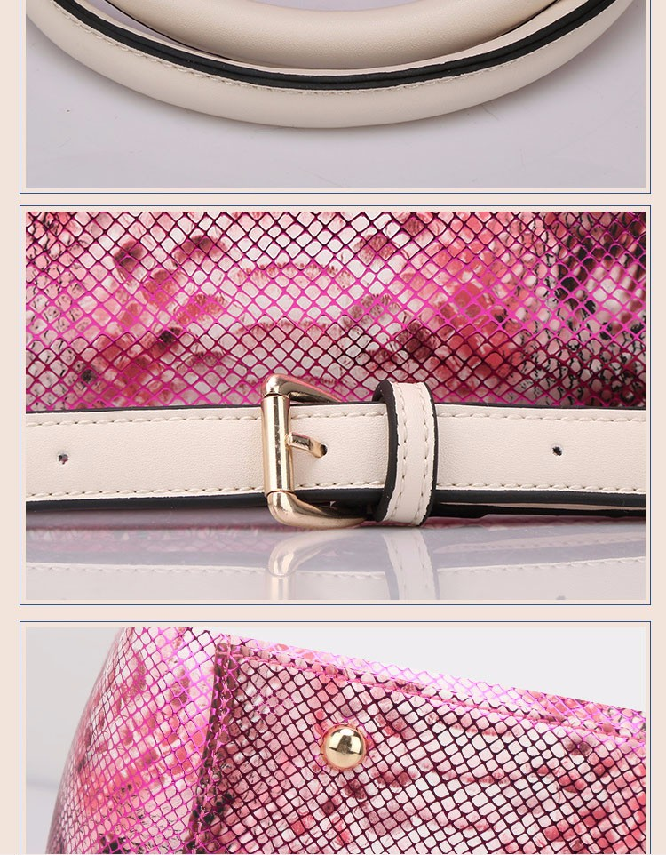 Bags 2015 Women's Handbag Fashion Serpentine Pattern Fashion