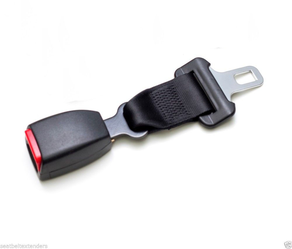 camlock 23cm auto car seat belt extender black in seat belts padding from automobiles. Black Bedroom Furniture Sets. Home Design Ideas