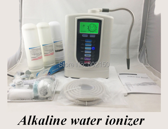 Energy Alkaline Water Ionizer (Japan Technology,China manufacturer) CE guarranted+NSF certified built-in filter+pH test strip(China (Mainland))