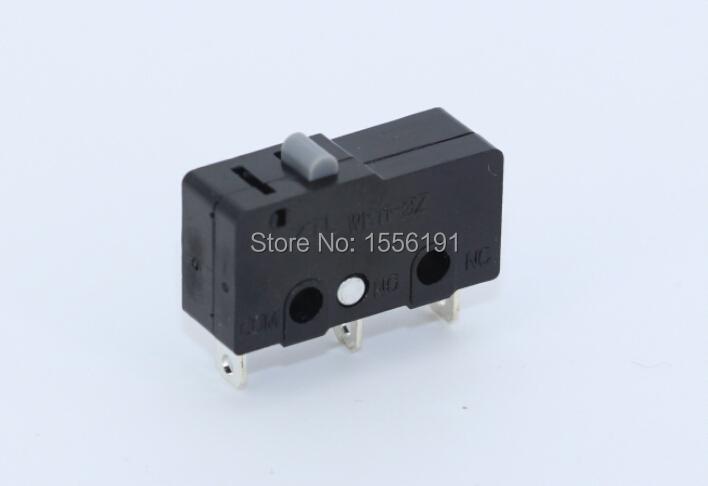 Free shipping 20PCS lot 3pin All New Limit Switch N O N C 5A250VAC KW11 3Z
