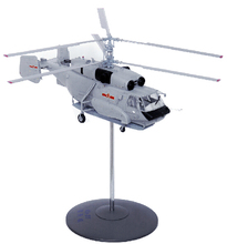Domestic original 1:43 alloy ka31 early warning model of helicopter collection grade alloy aircraft model