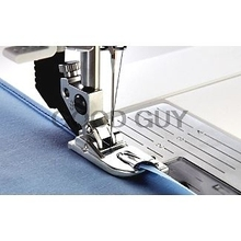 Buy PFAFF HOUSEHOLD SEWING MACHINE 4MM CRIMPING FOOT # 98-694 873-00 / 820249096 SNAP ON ROLL HEMMER FOOT for $3.80 in AliExpress store