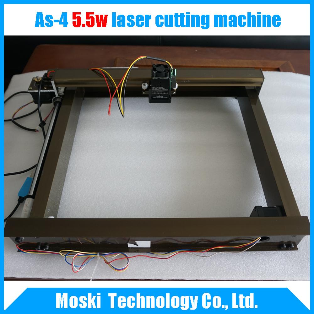5.5w laser machine,laser cutting machine,laser engraving machine,cnc laser machine,big DIY laser engraving machine(China (Mainland))