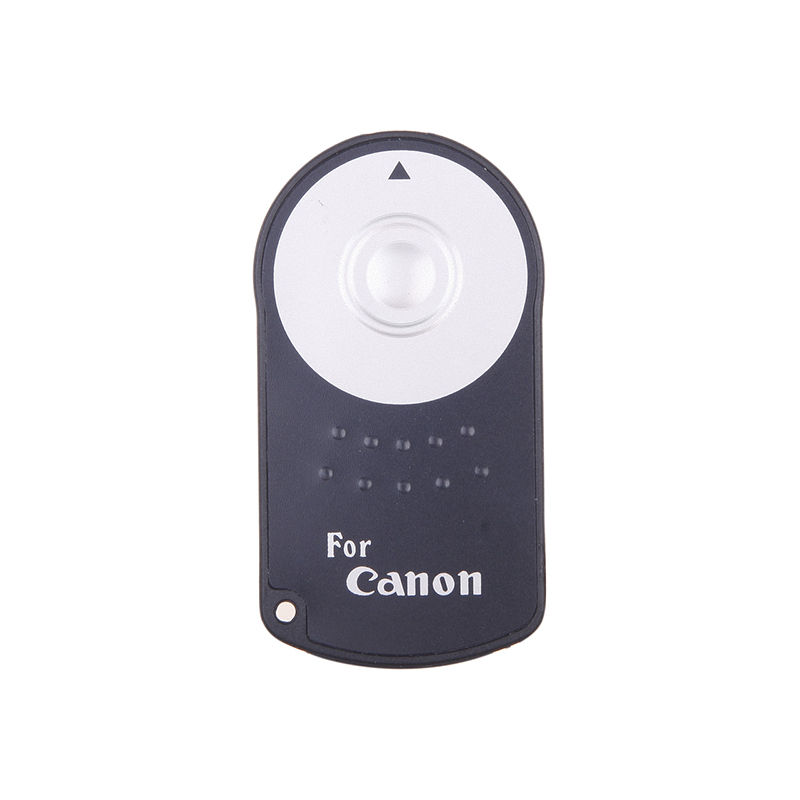 RC-6 Wireless Remote Control for Canon EOS 700D 650D 600D 550D 500D 400D 100D #75616(China (Mainland))