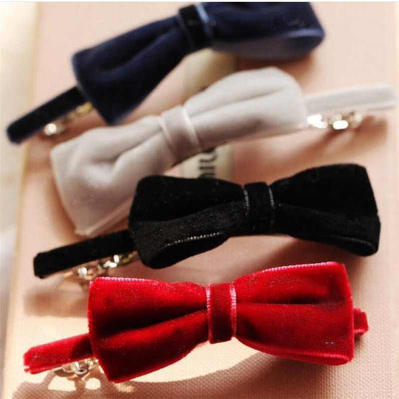 New product summer style hair accessories shop trinkets bow new clips side clips hair accessories wholesale(China (Mainland))