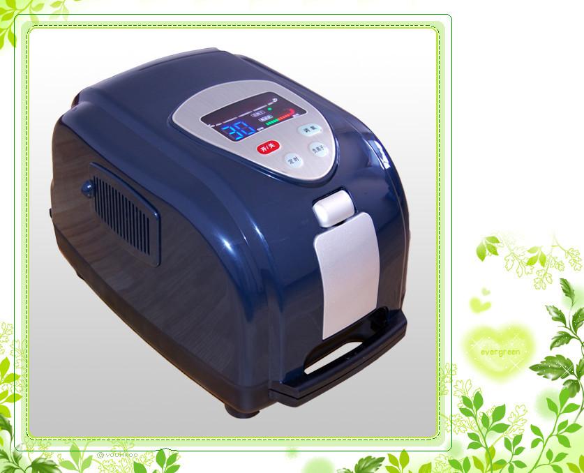 portable oxygen breathing machine