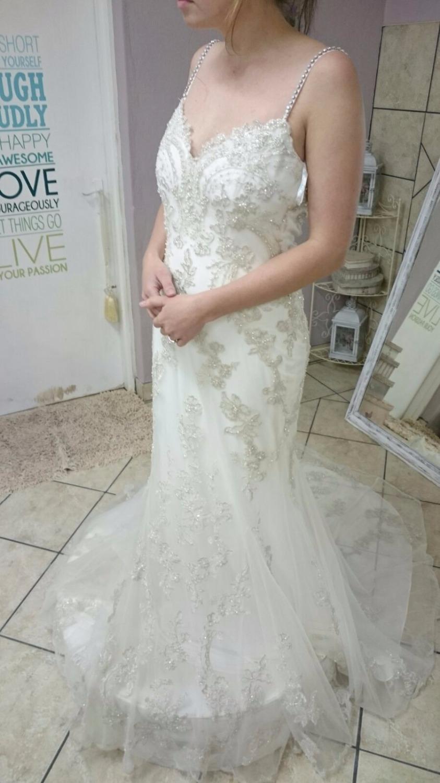 Zz367 сексуальная бретельках-line платье-линии свадебные платья 2016 красивые молнии без рукавов свадебное платье Vestidos Novia