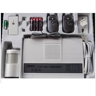 Branch Ericsson genuine original eight-zone wireless smart phone alarm KS-998LED quality assurance(China (Mainland))
