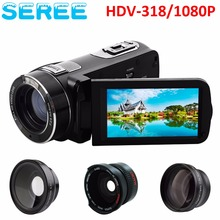 "Buy Full HD Camcorder True 1080p @ 30fps Max 24.0 MP Full Color Screen Low light Digital Video Camera 3.0"" 16x Zoom DV Recorder for $87.88 in AliExpress store"