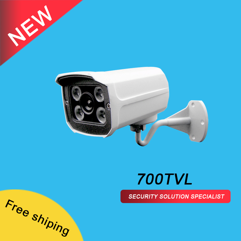 4/6/8/12/16mm lens Sony Effio-E CCD 700TVL  four wafer H.LED IR 70 meters waterproof IP66 cctv camera<br><br>Aliexpress
