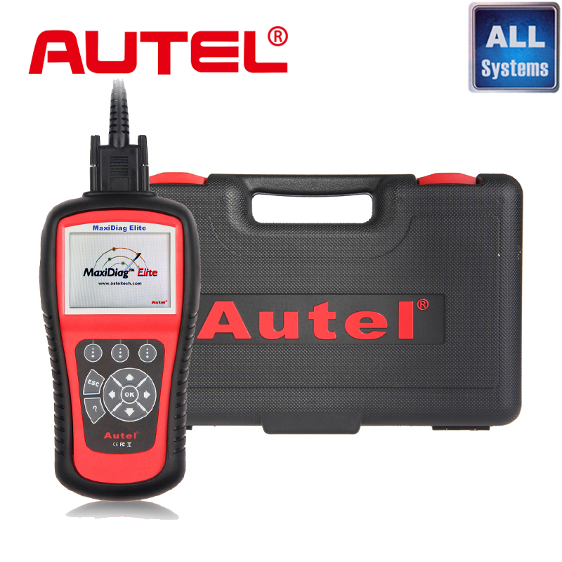 100% Original Autel Maxidiag Elite MD802 Pro all system + DS model MD802 PRO (MD701+MD702+MD703+MD704) Scan Tool DHL Free Ship(China (Mainland))