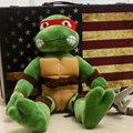 2016 Hot Sale TMNT 40cm High Quality The Teenage Mutant Ninja Turtles Plush Toys Movies TV