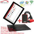 Intel Win10 Tablet vdm ucandas v3 9 Wifi Universal Automotive Scanner OBD2 Car Diagnostics Scanner