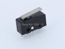 50 2pin все предел переключатель N / on / C 5A250VAC KW11-3Z Mini микро-карты переключатель