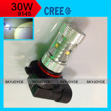Buy 2X 30W High power super bright car light 9006 HB4 socket LED fog lamps 9006 DC 12V xenon white 9006 led color styling for $15.19 in AliExpress store
