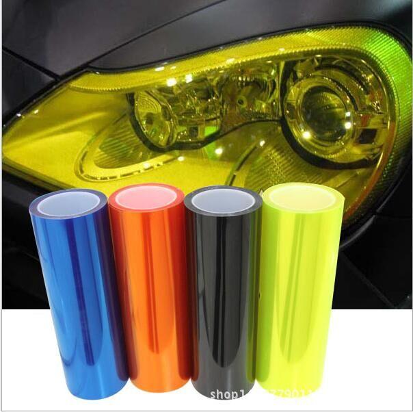 car styling 30x100cm Car Light Headlight Taillight Lamp sticker For MAZDA CX-5 CX5 CX-7 MAZDA 3 6 2 ATENZA Axela(China (Mainland))