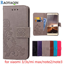 Buy Xiaomi Redmi 3S Case Luxury Leather flip Cover Xiaomi Redmi 3 3S 3 S Mi Max Note 2 Note 3 Wallet Stand Protective Phone Case for $2.69 in AliExpress store