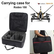 Free shipping! Carry Case Handy Bag Box Organizer Fr Walkera Rodeo150 FPV Race Drone Quadcopter