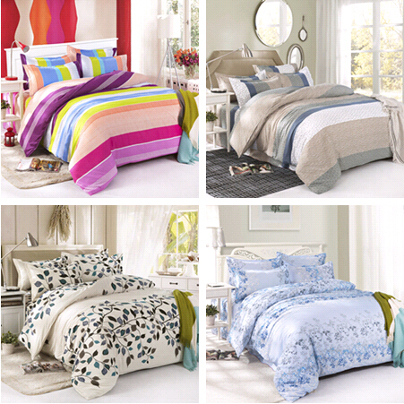 on sale 3 4pcs bedding set cotton bedding set king size bed sets