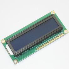 Smart Electronics LCD Module Display Monitor 1602 5V Blue Screen And White Code for Arduino UNO 2560 Raspberry PI Board(China (Mainland))
