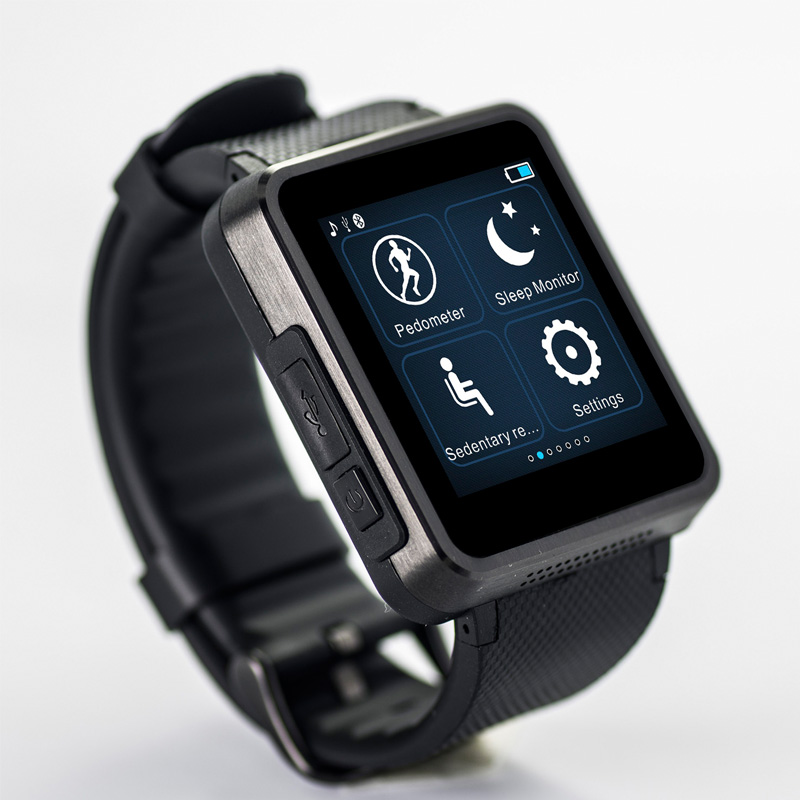montre gear iphone