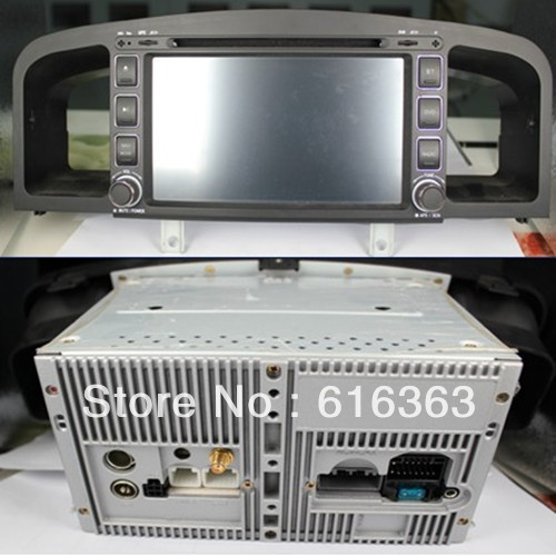 car dvd player car gps navigation double din dvd with radio tv and gps navigation special for Lifan 620