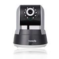 TENVIS 720P HD WiFi IPROBOT Camera 1 4 CMOS H 264 IR cut Night Vision PTZ