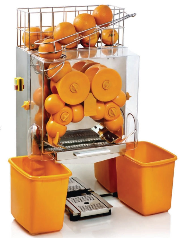 waring pro stainless steel citrus juicer