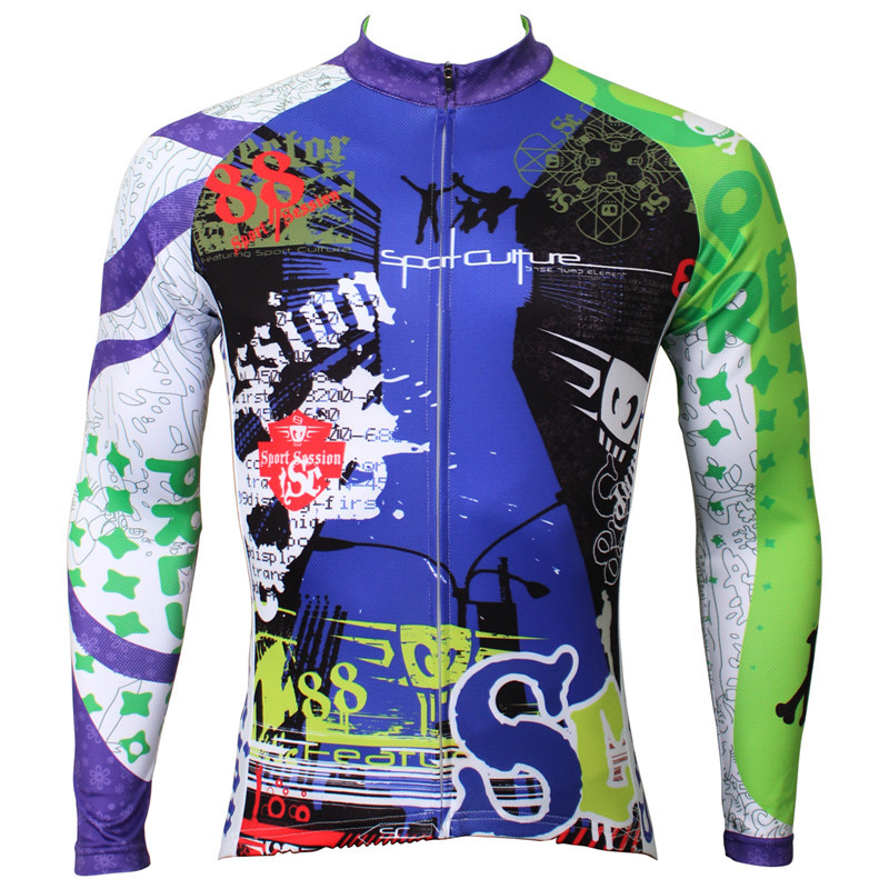 2015 mens long sleeve cycling jersey high quality rider shirt pants outdoor sports bicycle clothing ciclismo ropa sets