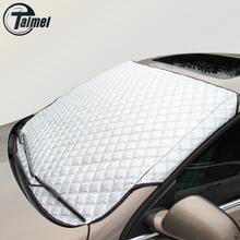 YIKA Car Window Sunshade Car Snow Covers For SUV And Ordinary Car Sun Shade Reflective Foil Car Windshield Snow Blocked(China (Mainland))