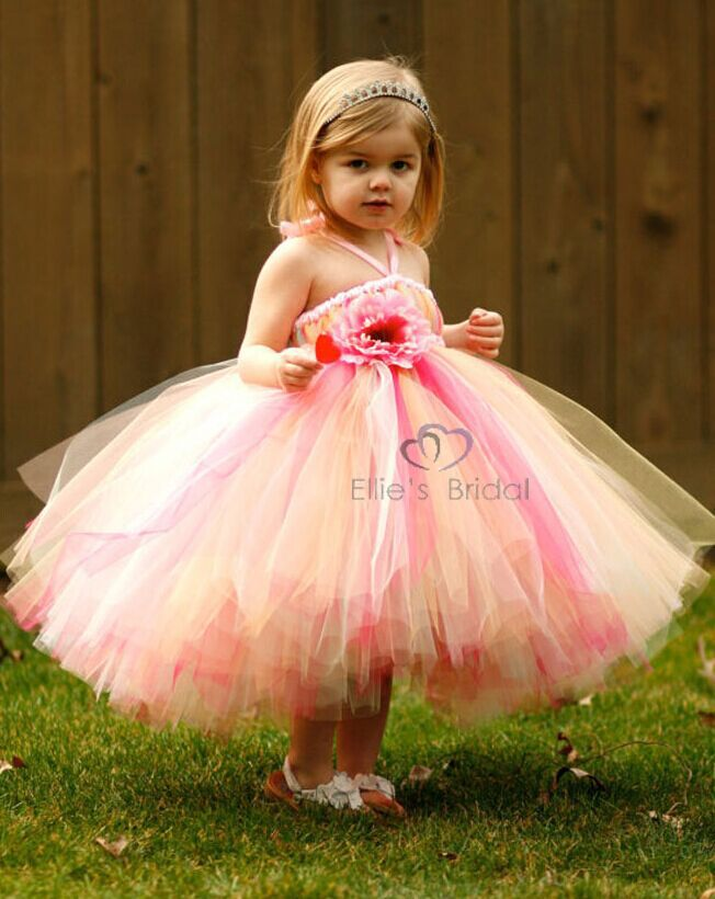 2015 Latest Children Frocks Designs Pretty Kids Party Dress Fairy Princess Dress(China (Mainland))