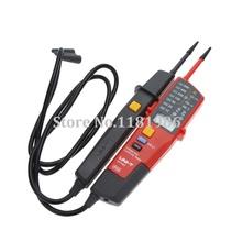 5 Sets UNI-T UT18C multifunción medidor de voltaje probador de continuidad indicación LED fecha Hold RCD prueba No detección de batería detectores