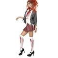 2017 High School Horror Zombie Girl Costume And Mummy costumes Female Ghost Vampir Masquerade Death Witch