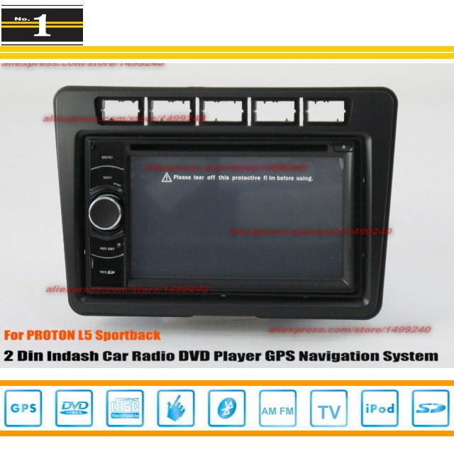 For PROTON L5 Sportback 2012~2013 - Car Radio Stereo CD DVD Player GPS NAVI / HD Touch Screen Audio Video S100 Navigation System(China (Mainland))