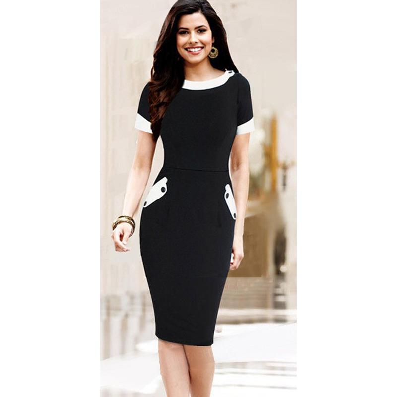 Shop womens dresses: Maxi and mini dresses, club dresses, denim dresses, cocktail dresses, and business women's work dresses.