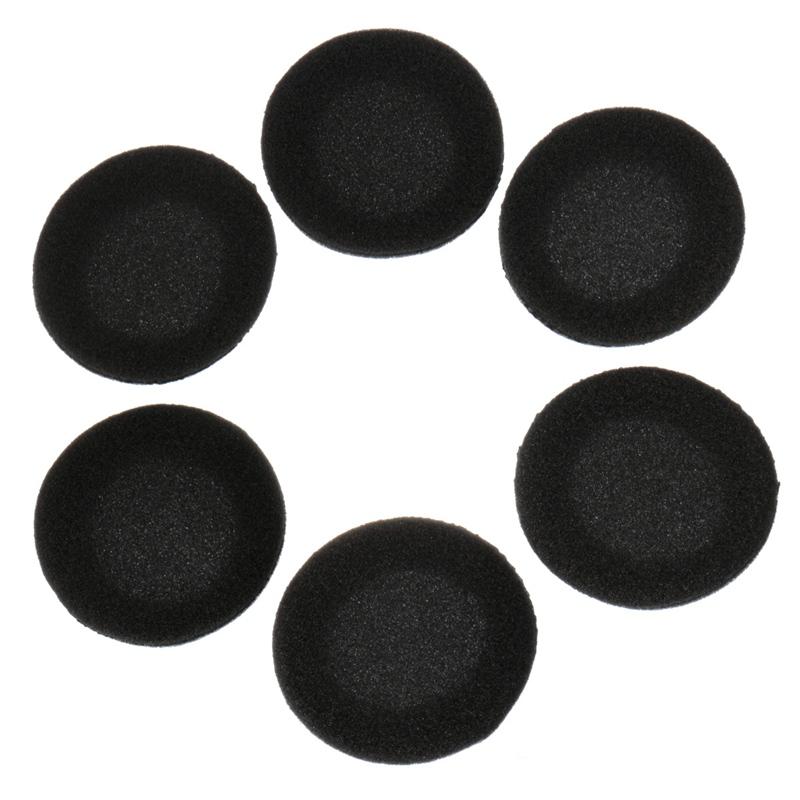 image for Wholesale Price 6xReplacement Earphone Ear Pad Earpads Sponge Soft Foa