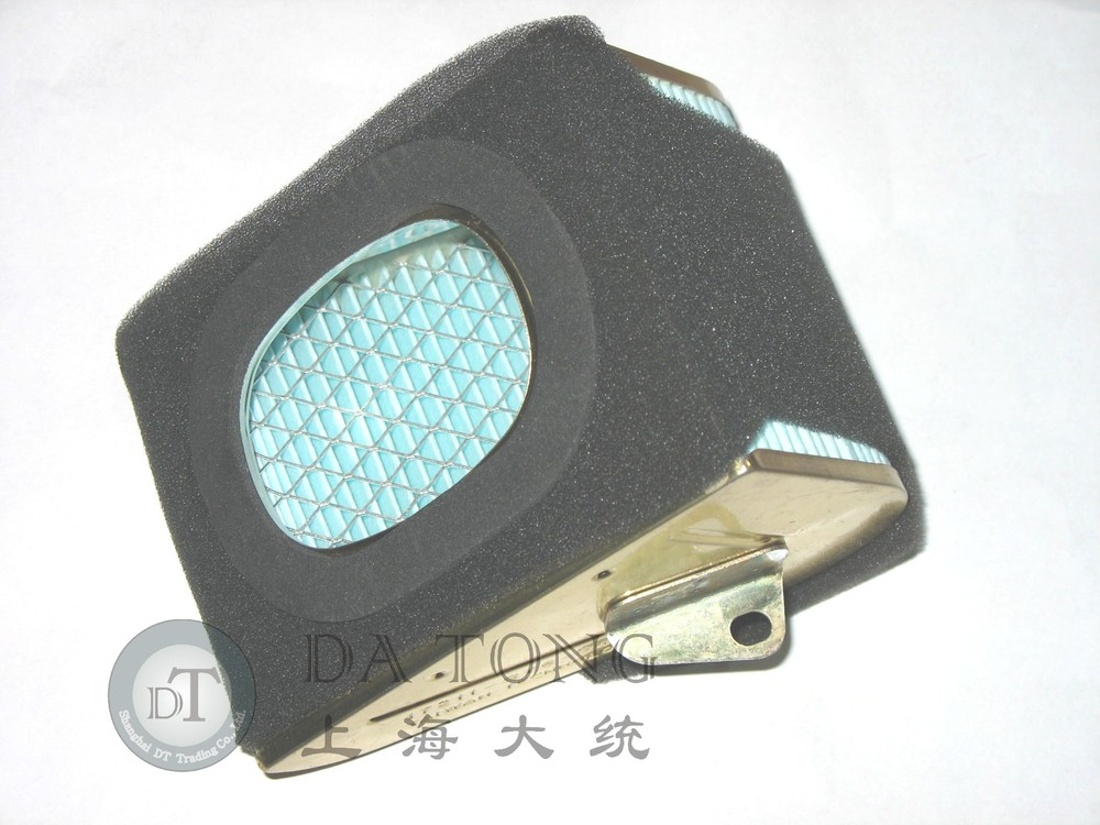 Triangle Air Filter For 125cc 150cc font b GY6 b font Chinese Scooter QJ Keeway Scooter
