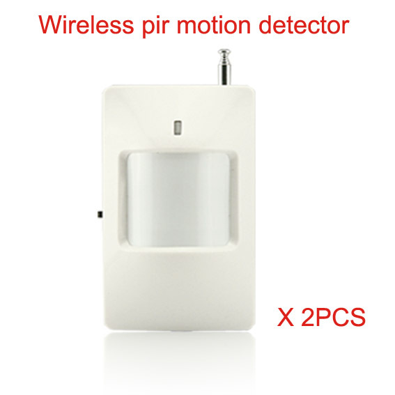 wireless pir motion detector for home alarm system 315/433MHz<br><br>Aliexpress