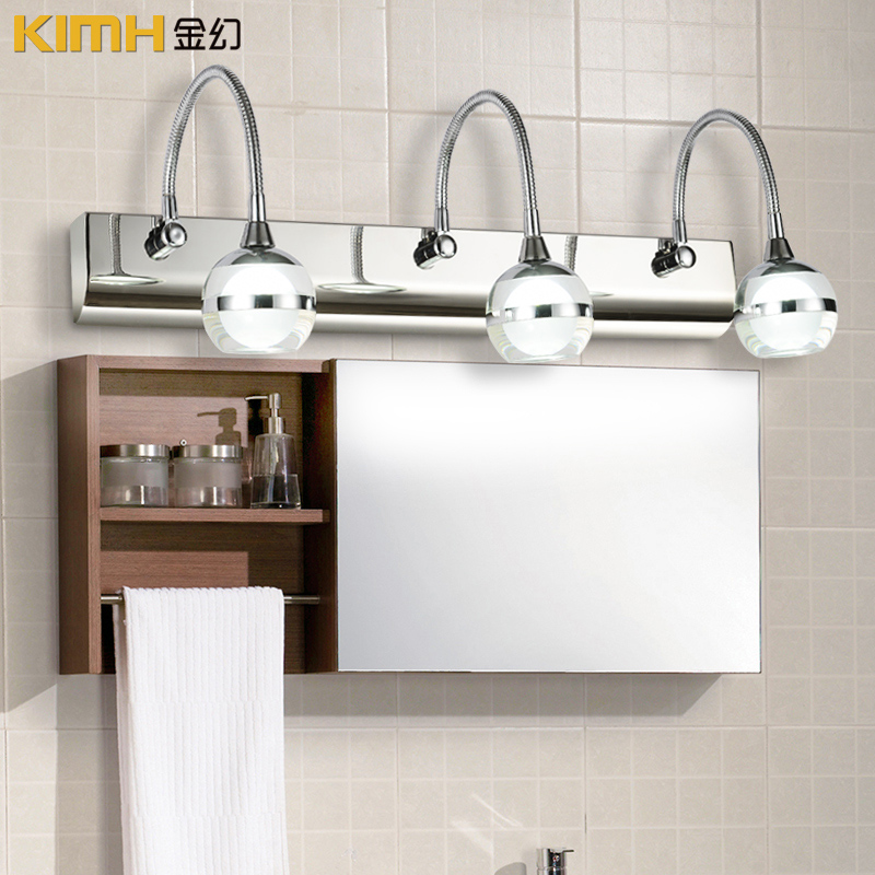 led three bathroom mirror light eye wall lamp lamp