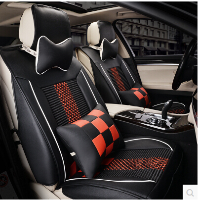 Best quality! Special car seat covers for Honda Civic 2014-2012 fashion durable leather seat covers for Civic 2013,Free shipping(China (Mainland))